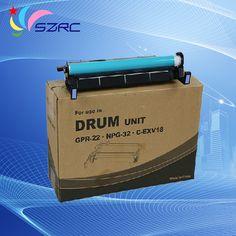 High Quality NPG-32 GPR-22 C-EXV18 Copier Drum Unit Compatible For Canon G32 iR1018 1019 1020 1022 1023 1024 1025