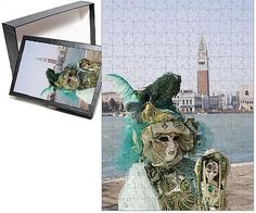 Photo Jigsaw Puzzle of Carnival, Venice Robert Harding http://www.amazon.com/dp/B00GBGZ764/ref=cm_sw_r_pi_dp_sGMOwb02X36X5