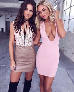 Slightly obsessed with both of these looks You can shop them via the link in our bio