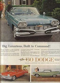 Vintage Car Advertisements of the 1960s (Page 235)