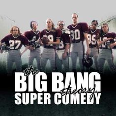 LOL... Big Bang Theory -for the superbowl commercial