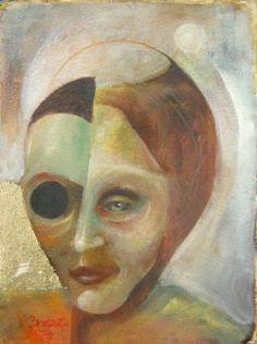 Brassai Gabi :Face