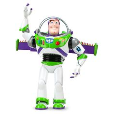Buzz Lightyear Talking Action Figure - 12'' $24.50/£28