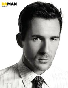 Barry Sloane for DAMAN. I could listen to him talk aaaalllllll day long........