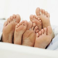 The condition of your feet says a lot about your overall health. Here are 18 clues your feet can give to short-term or chronic health problems.