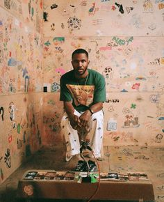 Dedicated to the singer, songwriter and rapper, frank ocean. John Legend, Hip Hop, Odd Future, Tyler The Creator, Flower Boys, Aesthetic Pictures, Aesthetic Gif, Justin Bieber, Art Direction