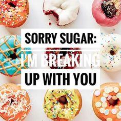 Recipes to kick sugar!