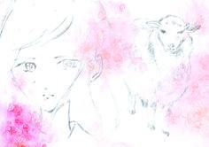 羊とひつじ