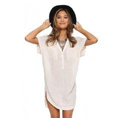 Women Summer Style Irregular Chiffon Long Blouses 2015 Ladies Casual Boyfriend Short Sleeve V-neck Tops Plus Size Blusa Feminina