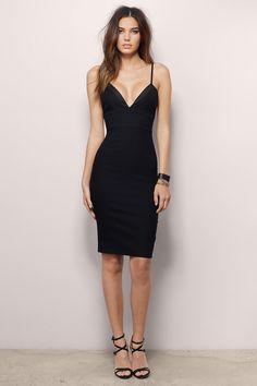 Tobi: Night Falls Midi Dress Black--size medium midi dress with slit. Never worn, NWT Tobi Dresses Midi Cheap Prom Dresses, Party Dresses For Women, Short Dresses, Slip Dresses, Formal Dresses, Yohji Yamamoto, Long Mermaid Dress, Dress Outfits, Fashion Outfits
