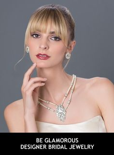 Be Glamorous - Bridal Jewelry & Accessories
