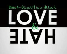 Class 4 - Qualities Allah Likes & Dislikes  After learning the Rights of Allah on His servants, it is our duty to know that what our Lord Likes to attain His Love and what does He Dislike so that stay away from them. Today's class is all about this InshaAllah!  join the free Islamic Course on... www.Learn-Islam.com  #Allah #Allaah #islam #learnislam #islamicparenting #taqwa #sabr #likes #dislikes #traits #characteristics #love #hate
