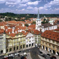 Lesser town, P, Czech republic, Europe