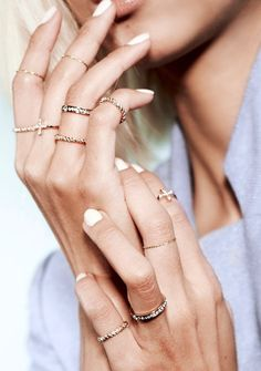 If you haven't already, make sure to check out the THPSHOP ring collection from Vanessa Hong of The Haute Pursuit.
