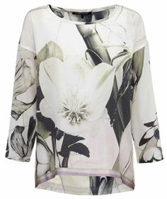 Luisa Cerano - Damen Bluse #flowers #spring #happymood