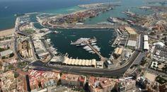 Aerial photo from Maria Valencia