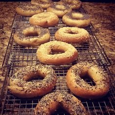 Answer to bagel craving.