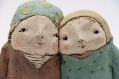 anne-sophie gilloen, sculpture céramique