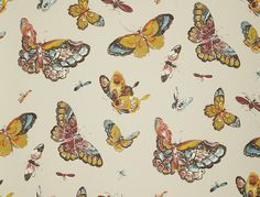 Butterfly House - Jim Thompson Fabrics