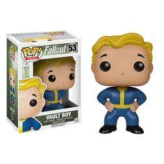 Fallout - Vault Boy POP! - Galaxyshop Film, Game en Comic Merchandise