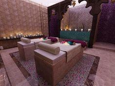 Moroccan Bath For A Hotel