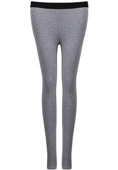 Shop Grey Slim Elastic Leggings online. Sheinside offers Grey Slim Elastic Leggings & more to fit your fashionable needs. Free Shipping Worldwide!