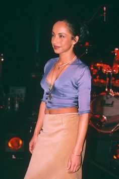sade adu 2014 and purple together - love the top and love Sade