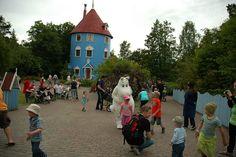 Moomin House, Finland... :)