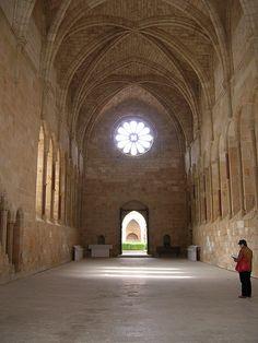 Monastère de la Huerta, Spain