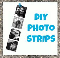 DIY photo strips - for free, without photoshop!
