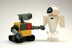 Eve & WALL•E