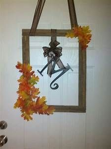 Fall wreath made from old tobacco sticks! | Tobacco stick ...