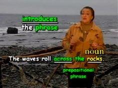 Grammar at the Beach! Cozy English Grammar