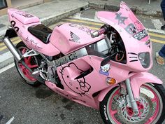 Hello Kitty Motorbike & Scooter | Hello Kitty Forever
