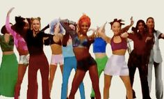 songs that created 90s dance crazes