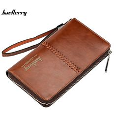GYD Baellerry Business Men's wallet Europe and the United States men's bag multi-functional retro wallet men long section A0024 ** AliExpress Affiliate's buyable pin. Details on product can be viewed on www.aliexpress.com by clicking the image
