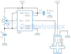 Simplest Tesla coil circuit using Transistor   Electronic Circuits