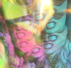 The original KALEIDOSCOPE GLASSES rave glasses: diffraction glasses: firework glasses: lady gaga glasses seen on Lady Gaga, Prince, Lena Dunham, Azealia Banks Rainbow Aesthetic, Retro Aesthetic, Music Aesthetic, Multiple Exposure, Film Inspiration, Aesthetic Pictures, Wall Collage, Trippy, Psychedelic