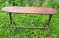 Victorian Antique Coffin Casket Stand