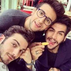Piero, Gianluca & Ignazio