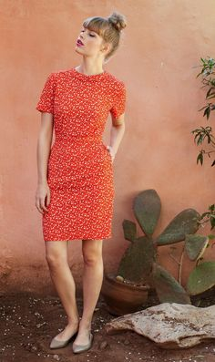 Cadiz dress - Plümo Ltd