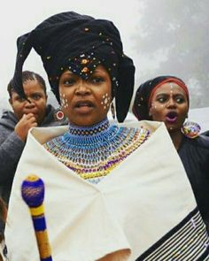 Xhosa traditional Doeks ,Kanga's /wraps, Dresses African Wear, African Attire, African Women, African Dress, African Tribes, African Traditional Dresses, Traditional Outfits, Traditional Design, African Inspired Fashion