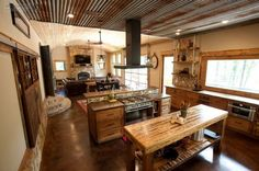 Cool Rustic Kitchen Design Pictures At Remodelling Ideas