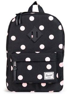 Herschel Supply Heritage Polka Dot Backpack                                                                                                                                                     More