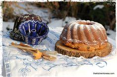 The Kitchen Lioness: Baking Cakes with Potatoes I - Potato-Raisin Gugelhupf