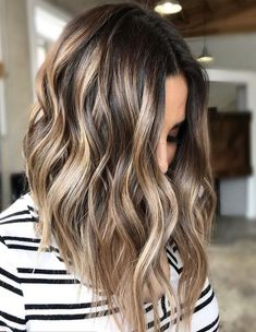 Hair Color Ideas for Long Bob Hairstyles 2018