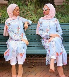 floral shirt dress hijab outfit- Summer hijab trends http://www.justtrendygirls.com/summer-hijab-trends/