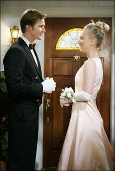 Donny Doyle and Bridget Hennessy (8 Simple Rules)