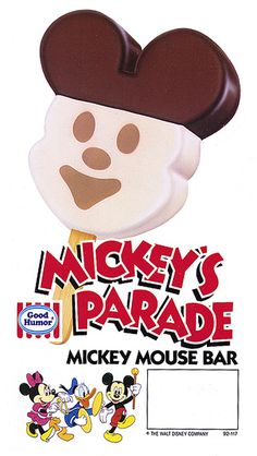 This was the best one , can't fond it anymore , where both ears were chocolate ice cream.....Ohhh soo good.