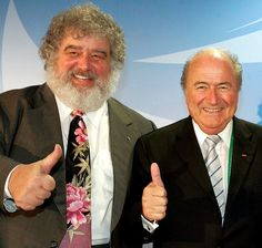 Ex-FIFA Official Chuck Blazer Admitted Accepting Bribes for World Cup Votes Chuck Blazer Fifa, Recent Events, Thomas Jefferson, Football Fans, Scandal, World Cup, Floral Tie, Presidents, Blazer